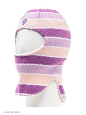 Шапка Totti. Цвет: лиловый, розовый, сиреневый