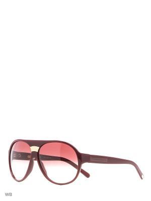 Солнцезащитные очки CN 5001 02 CoSTUME National. Цвет: бордовый