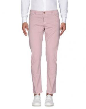 Повседневные брюки BASICON. Цвет: сиреневый