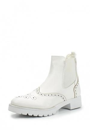 Ботинки Chic & Swag. Цвет: белый