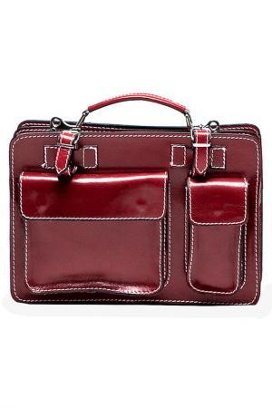 Бизнес-портфель Isabella Rhea. Цвет: красный