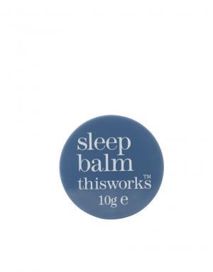 This works Успокаивающий бальзам для сна 8,6 г. Цвет: бесцветный
