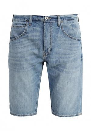 Шорты джинсовые Lee. Цвет: голубой