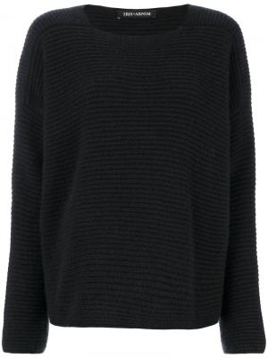 Round neck jumper Iris Von Arnim. Цвет: чёрный