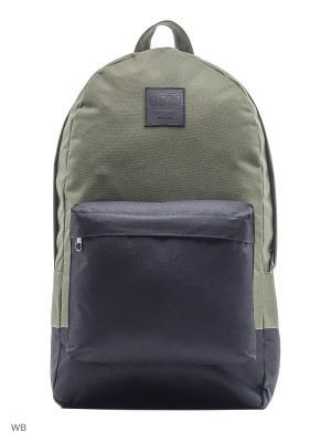 Рюкзак Gaib. Цвет: черный, темно-зеленый