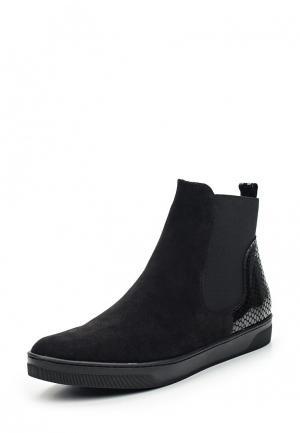 Ботинки Shoobootique. Цвет: черный