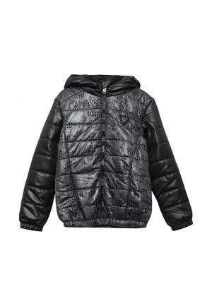 Куртка утепленная Guess. Цвет: серый