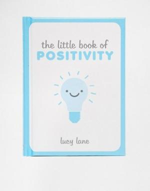 Books Книга Little Book of Positivity. Цвет: мульти