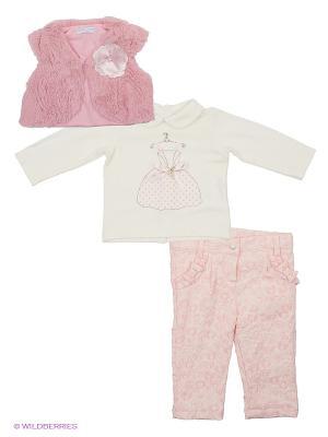Комплект одежды Baby Rose. Цвет: розовый