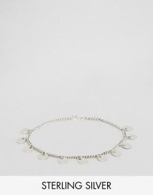 Fashionology Серебряное кольцо с дисками. Цвет: серебряный