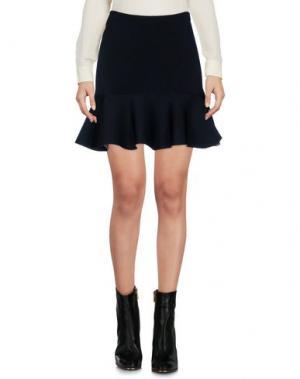 Мини-юбка ISSA. Цвет: черный