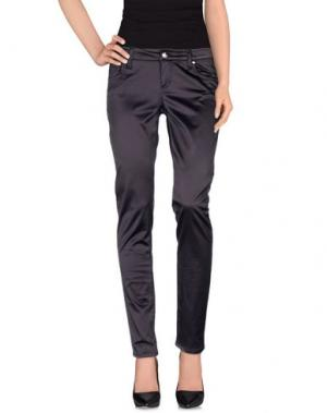 Повседневные брюки SEVEN7. Цвет: баклажанный