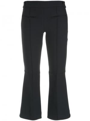 Cropped trousers Gloria Coelho. Цвет: чёрный