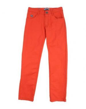 Повседневные брюки JOHNNY LAMBS. Цвет: красный