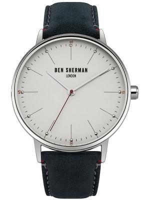 Часы Ben Sherman. Цвет: синий