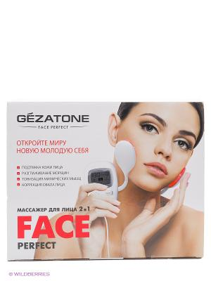 Аппарат для лифтинга лица Biolift4 Face Perfect Gezatone. Цвет: белый