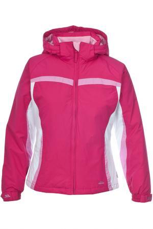 Jacket Trespass. Цвет: red