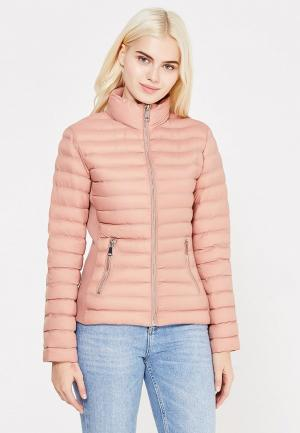 Куртка утепленная Softy. Цвет: розовый