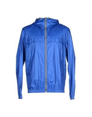 Куртка HISTORIC RESEARCH. Цвет: синий