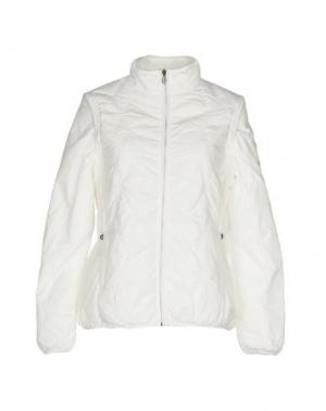 Куртка CONTE OF FLORENCE. Цвет: белый