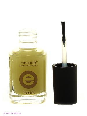 Покрытие для мужского маникюра 13,5мл (MAN-E-CURE) Essie Professional. Цвет: прозрачный