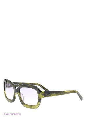 Очки солнцезащитные RY 514S 03 Replay. Цвет: зеленый