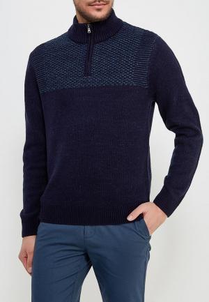 Поло Burton Menswear London. Цвет: синий