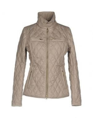 Куртка CONTE OF FLORENCE. Цвет: светло-серый