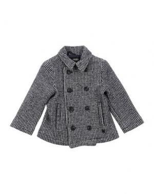 Пальто GRANT GARÇON. Цвет: темно-синий