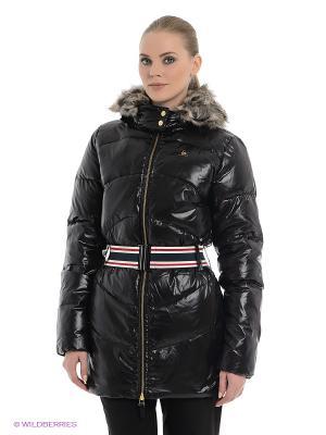 Пальто Le coq sportif. Цвет: черный