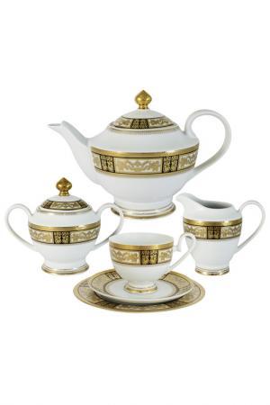 Чайный сервиз Елизавета Midori. Цвет: мультиколор