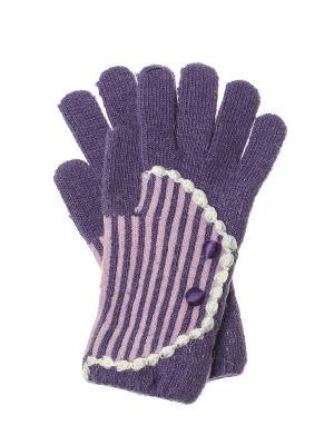 Перчатки Olere. Цвет: фиолетовый, розовый