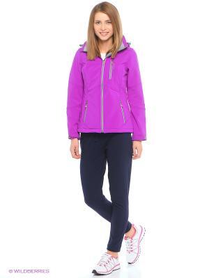 Куртка High Experience. Цвет: фиолетовый