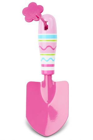 Лопатка Цветочек Melissa & Doug. Цвет: розовый