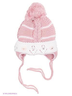 Шапки Mini. Цвет: белый, розовый