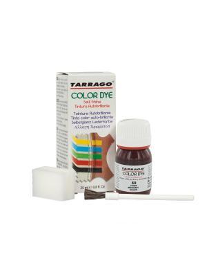Краситель COLOR DYE, стекло TDC01, 25мл. Tarrago. Цвет: темно-коричневый