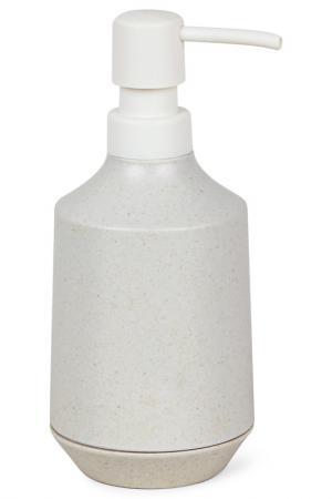 Диспенсер для мыла Fiboo UMBRA. Цвет: экрю