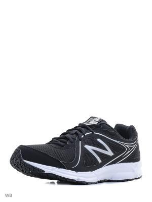 Кроссовки 390 New balance. Цвет: черный
