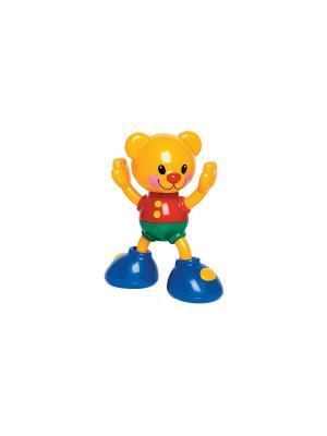 Фигурка Медвежонок Tolo. Цвет: желтый