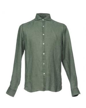 Pубашка SONRISA. Цвет: зеленый-милитари