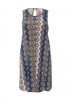 Платье BCBGeneration. Цвет: разноцветный