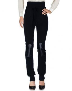 Повседневные брюки DE PIETRI. Цвет: черный