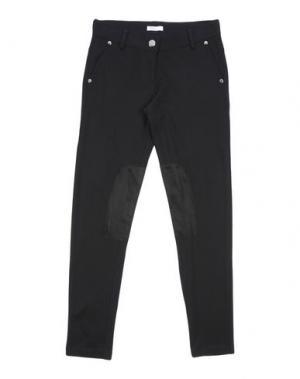 Повседневные брюки MISS GRANT. Цвет: черный