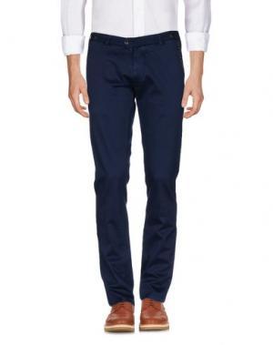 Повседневные брюки MACCHIA J. Цвет: синий