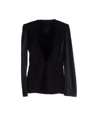 Пиджак VEDA. Цвет: черный