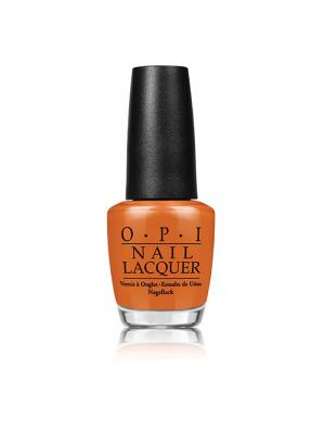 Opi Лак для ногтей  Freedom Of Peach, 15 мл. Цвет: персиковый