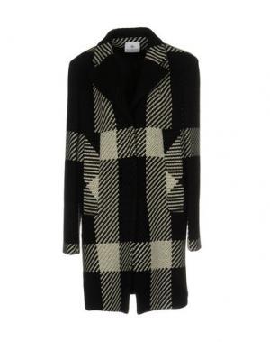 Пальто PIU' &. Цвет: черный