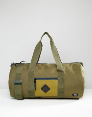 Parkland Зеленая сумка объемом 43 л View. Цвет: зеленый