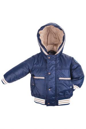 Куртка Gulliver Baby. Цвет: синий