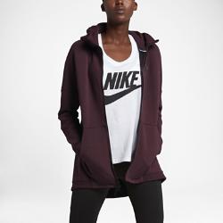 Женский кейп  Sportswear Tech Fleece Nike. Цвет: пурпурный